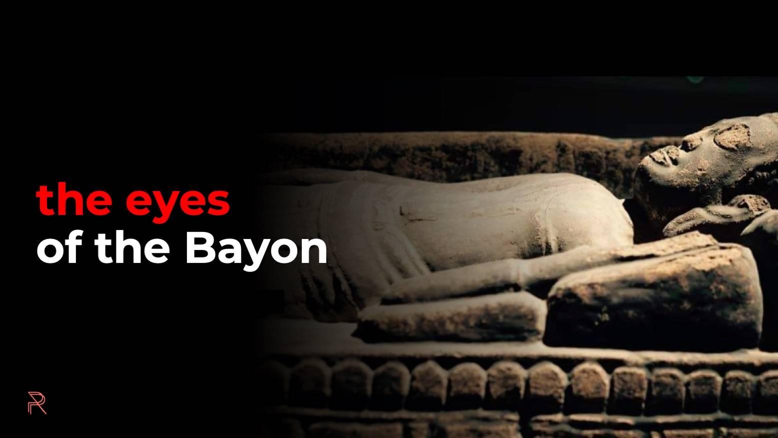 Illustr série Les yeux du Bayon