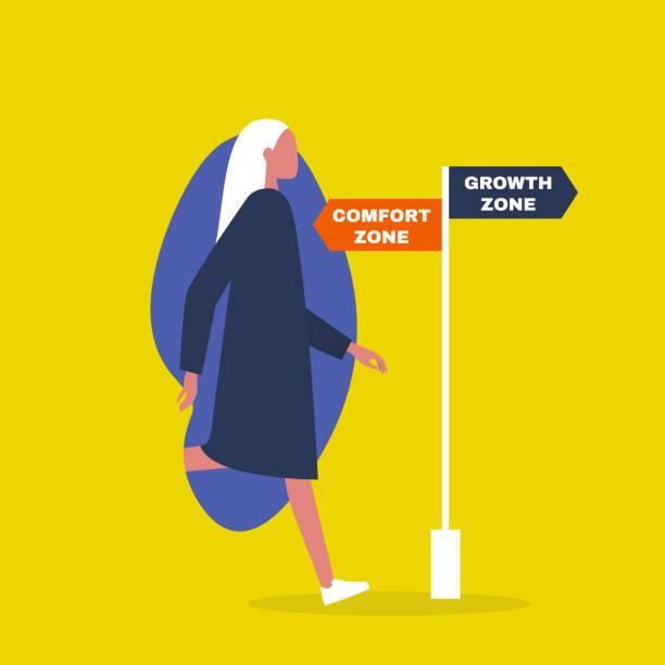 deux destinations comfort zone ou growth zone