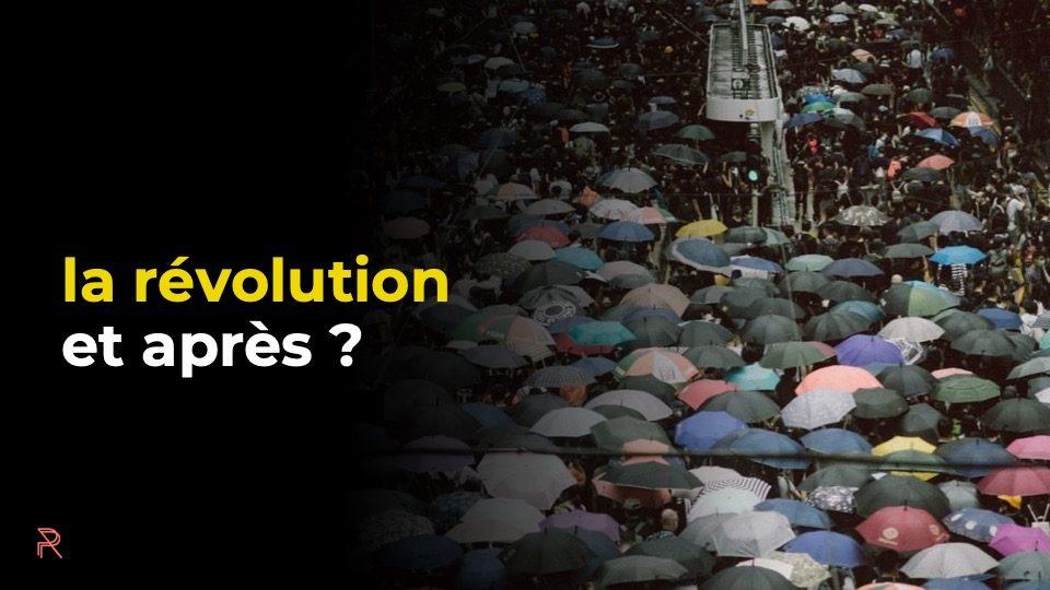 cover la révolution et après
